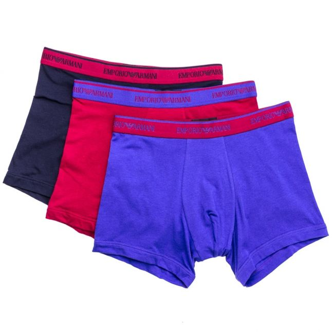 Mens Assorted 3 Pack Boxers