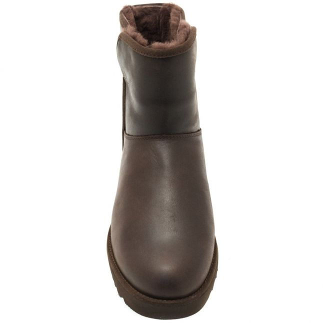 Womens Stout Cory Leather Boots