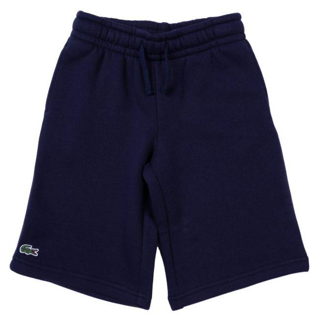 Boys Navy Jog Shorts