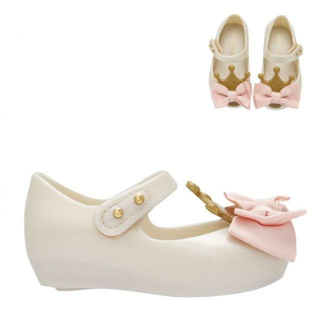 Girls Pearl Ultragirl Princess Bow Shoes (4-9)