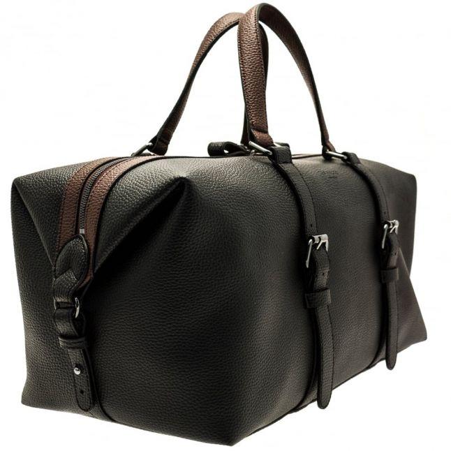 Mens Black Christo Holdall Bag