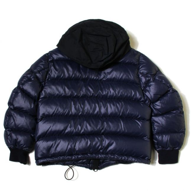 Boys Blue Portal Hooded Jacket
