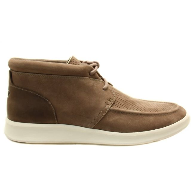 Mens Primer Hulman Perforated Chukka Boots