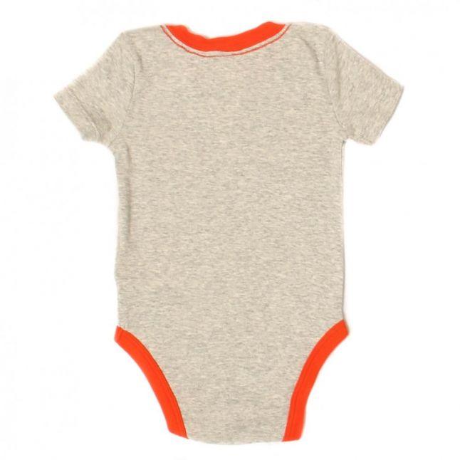 Baby Grey Ulinu Logo Body