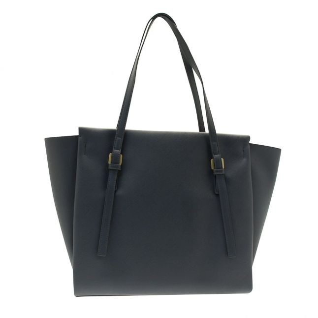 Womens Ombre Blue Marissa Large Tote Bag