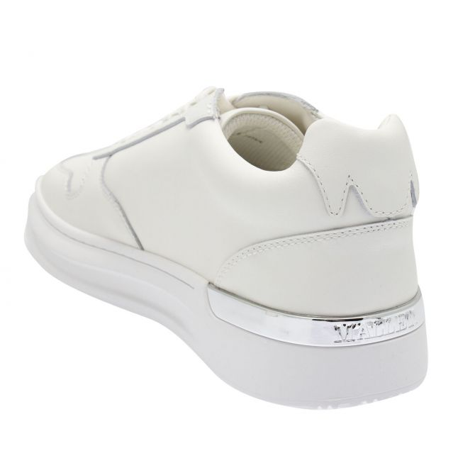 Mallet Mens White Hoxton Trainers