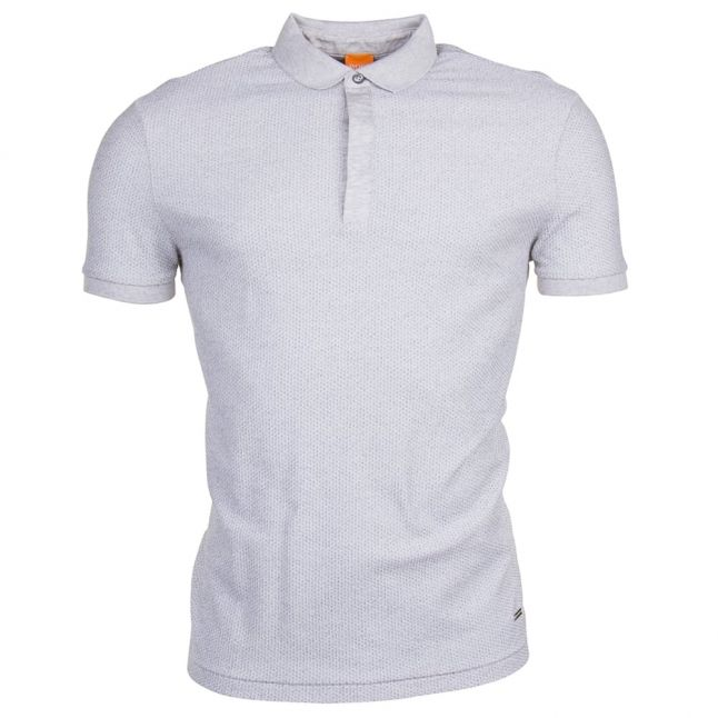 Mens Natural Persys S/s Polo Shirt