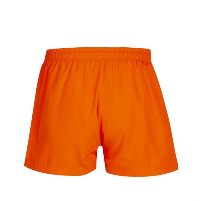 Mens Bright Orange Mooneye Short Swim Shorts