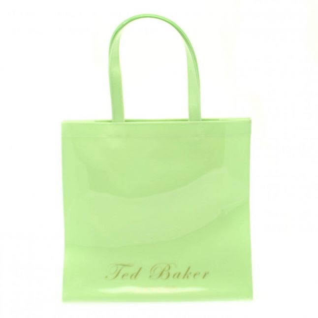 Bigcon Bow Shopper Bag in Light Green
