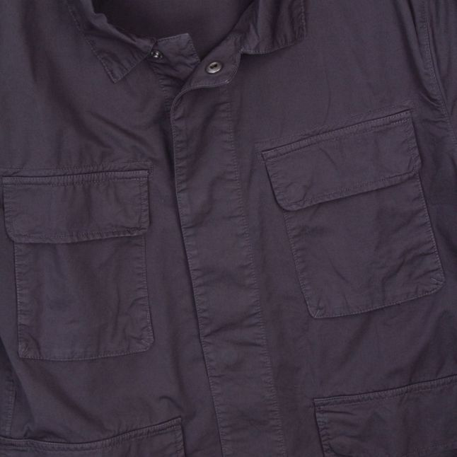 Mens Dusk Grey Dion Casual Jacket