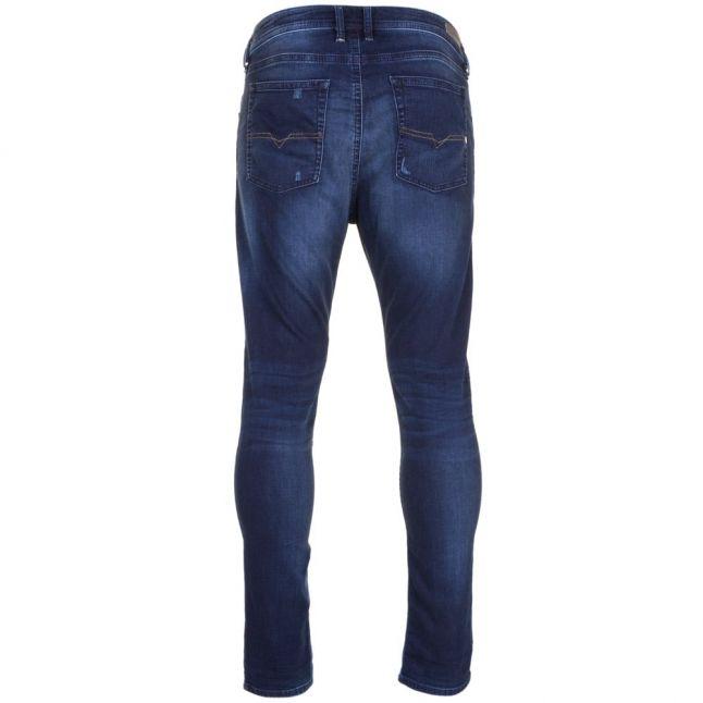 Mens 0674W Wash Spender-Ne Jogg Jeans