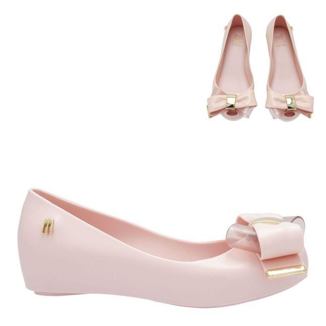 Girls Light Pink Ultragirl Sweet 22 Shoes (10-2)