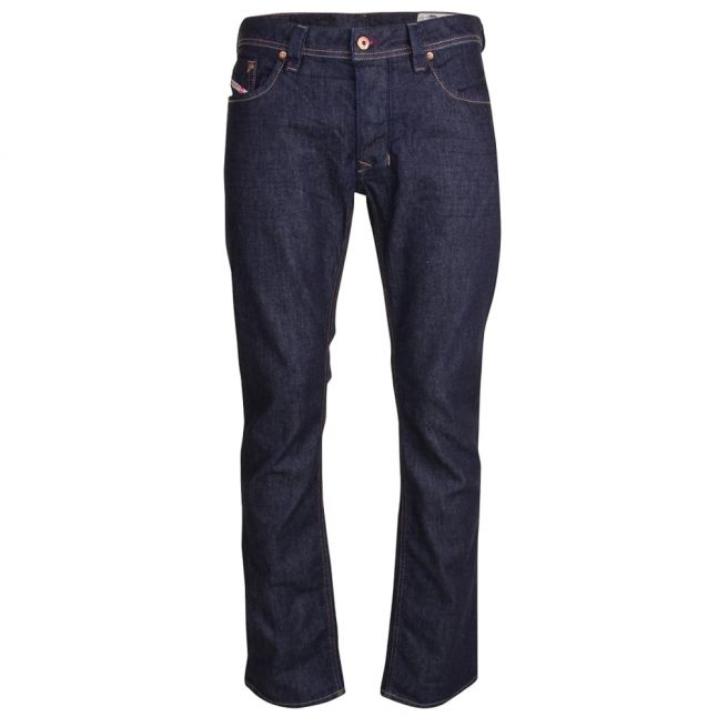 Mens 084HN Wash Larkee Straight Fit Jeans