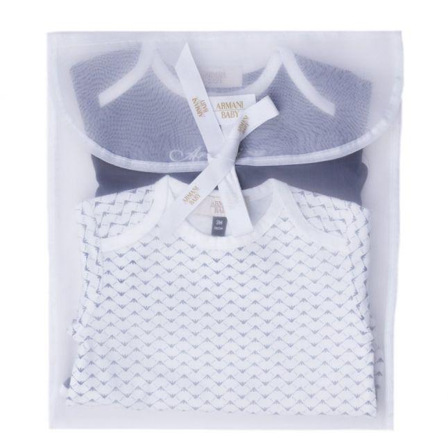 Baby Navy 2 Pack Bodysuits