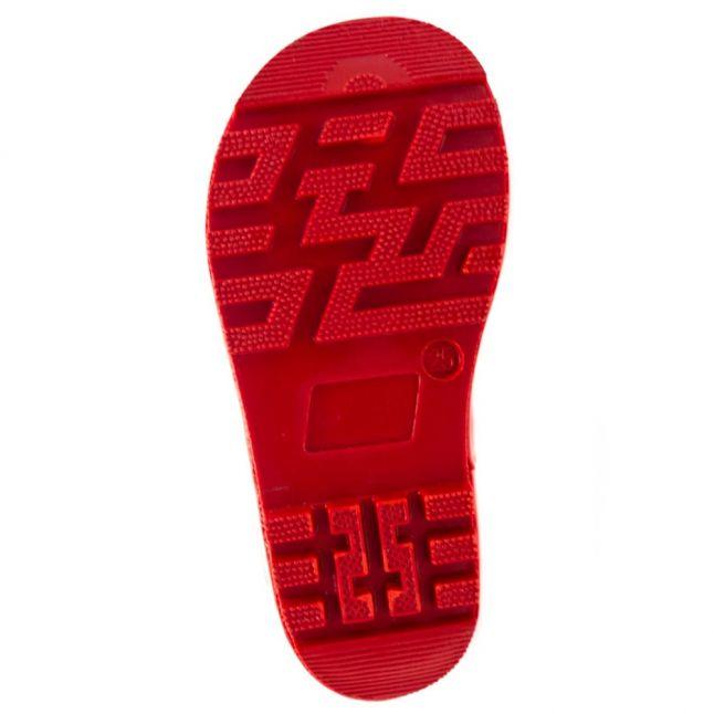 Girls Red Rain 1 Wellington Boots (24-35)