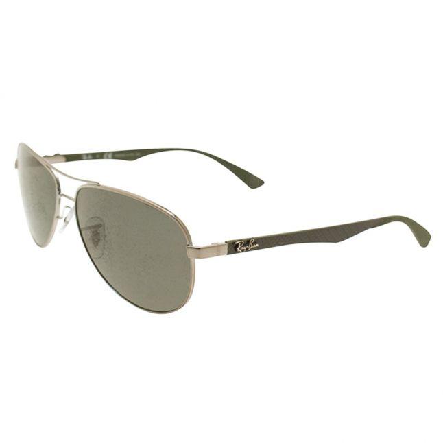 Gunmetal/Grey Polarized RB8313 Carbon Fibre Sunglasses