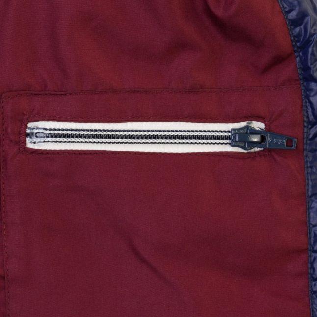 Girls Amiral Spoutnic Hooded Shiny Jacket (8yr+)