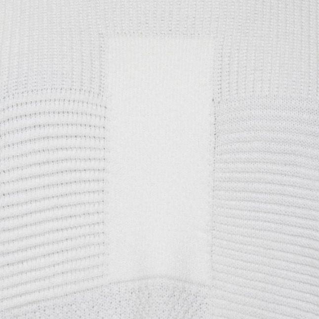 Womens Cream M- Gapy Knit