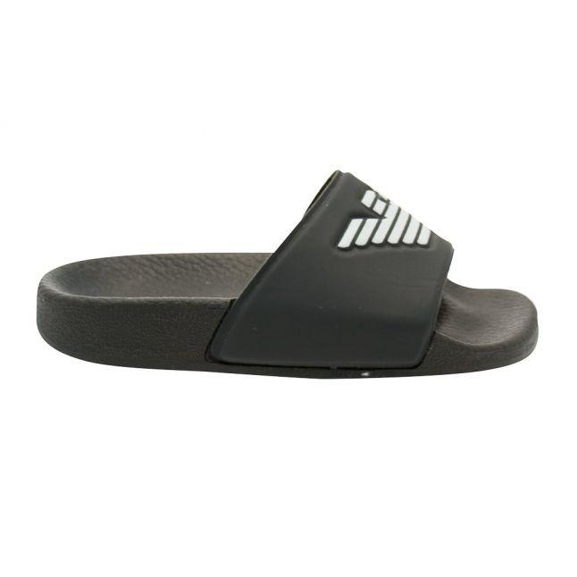 Boys Navy Sandal