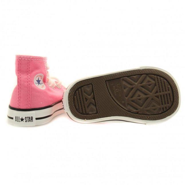 Infant Pink Chuck Taylor All Star Hi (2-9)