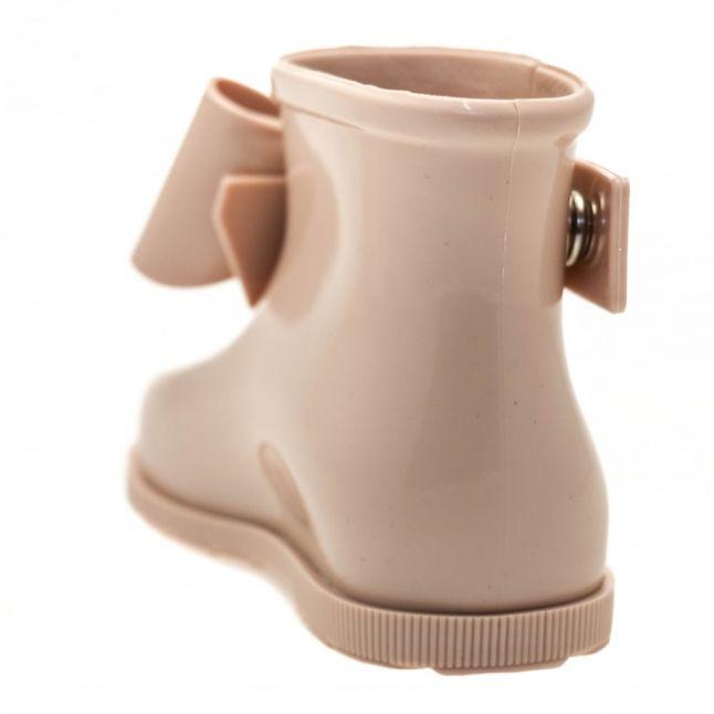 Girls Blush Sugar Rain Bow Boots (4-9)