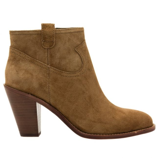 Womens Russet Ivana Ankle Boots