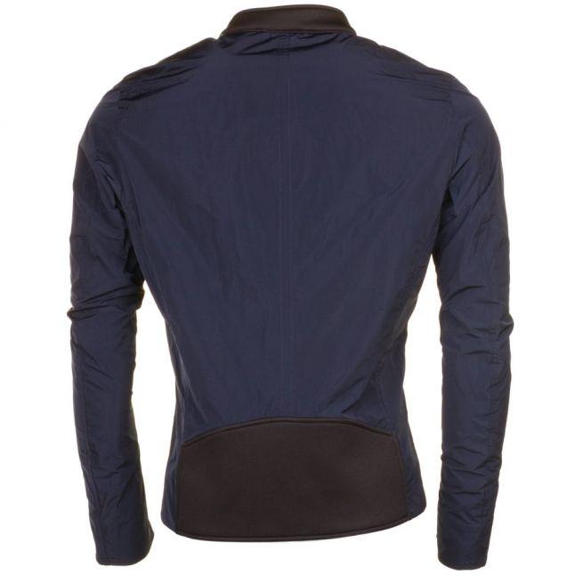 Mens Navy J-Edg-Clean Jacket