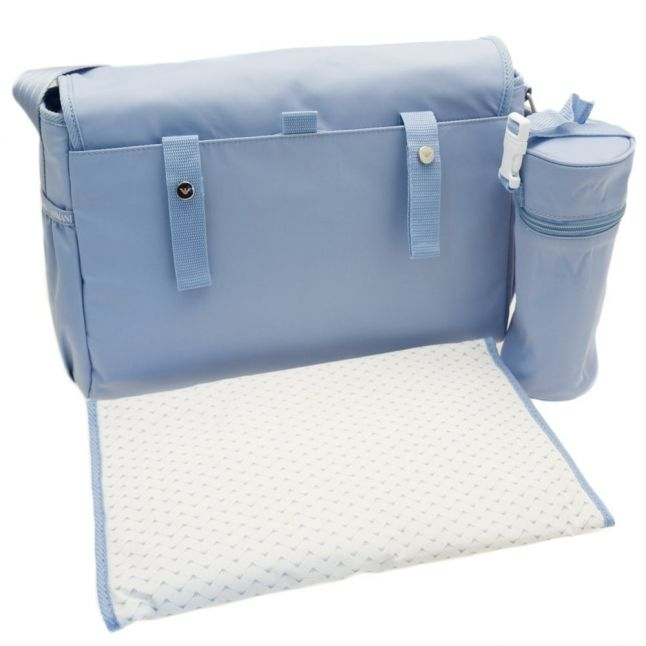Baby Pale Blue Changing Bag