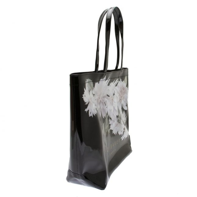 Womens Black Lexicon Clove Large Icon Bag