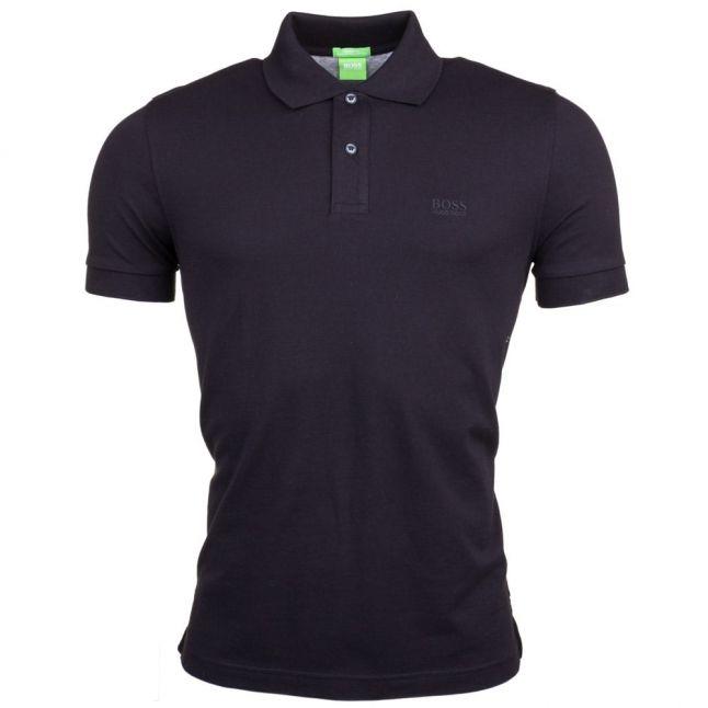Mens Black C- Firenze S/s  Polo Shirt