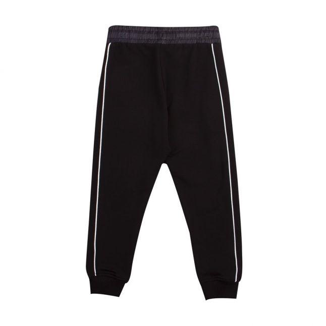 Boys Black Milano Sweat Pants