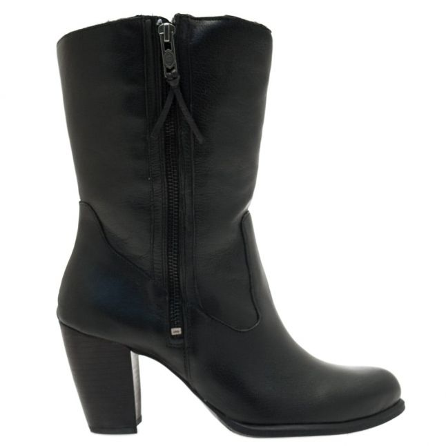 Womens Black Lynda Boots