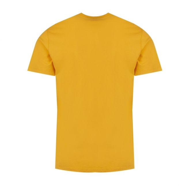 Mens Golden Apricot The Original Tee Patch S/s T Shirt