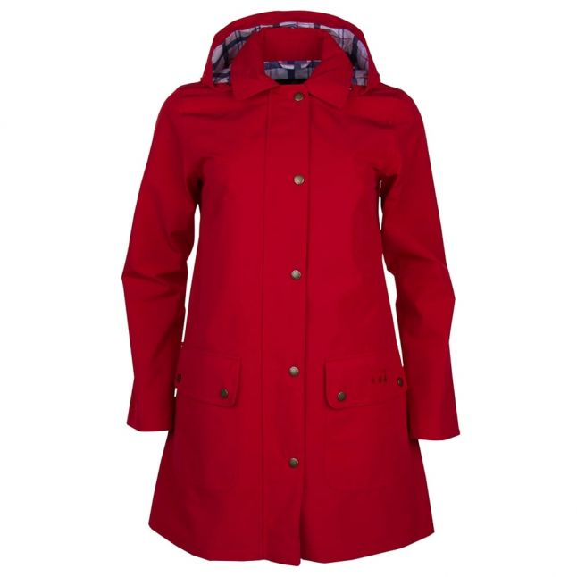 Lifestyle Womens Red Gustnado Jacket