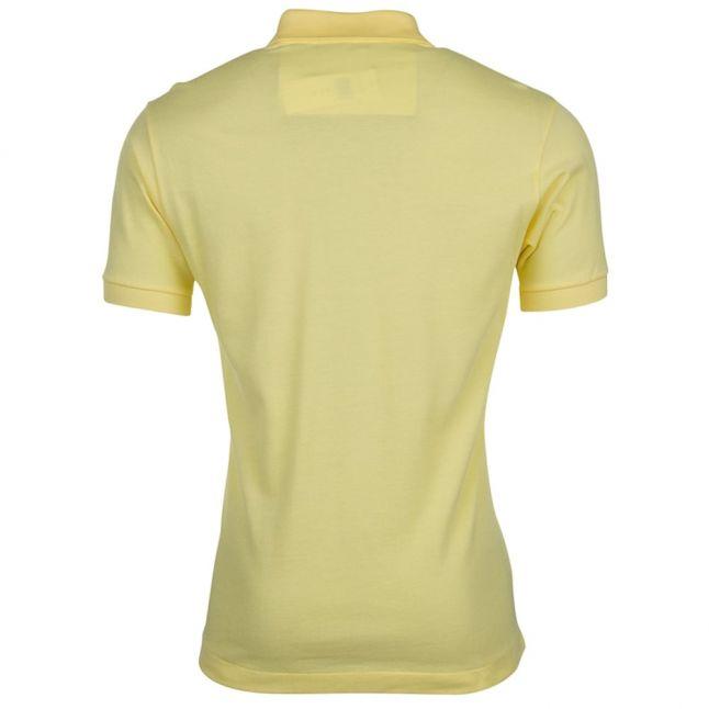 Mens Daphne Yellow Classic S/s Polo Shirt