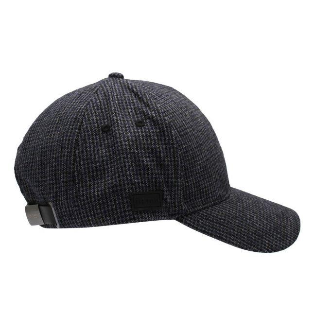 Mens Navy Raymend Baseball Cap