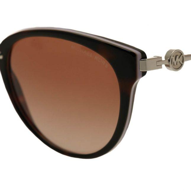 Womens Dark Tortoise Abela III Sunglasses