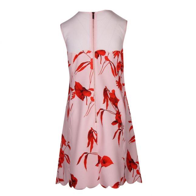 Jaazmin Fantasia Scallop Dress