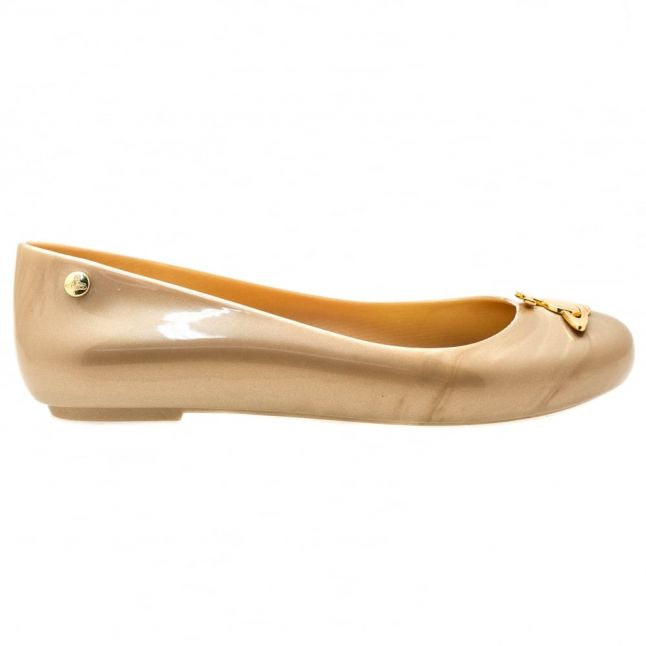 Vivienne Westwood Womens Gold Pearlized Space Love 16