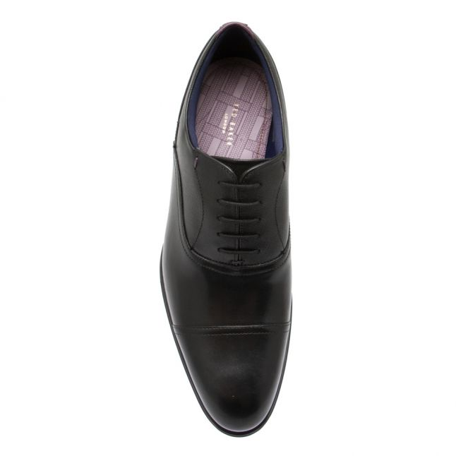 Mens Black Sittab Derby Shoes