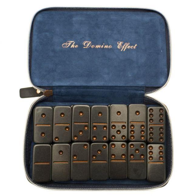 Black Dominoes Set