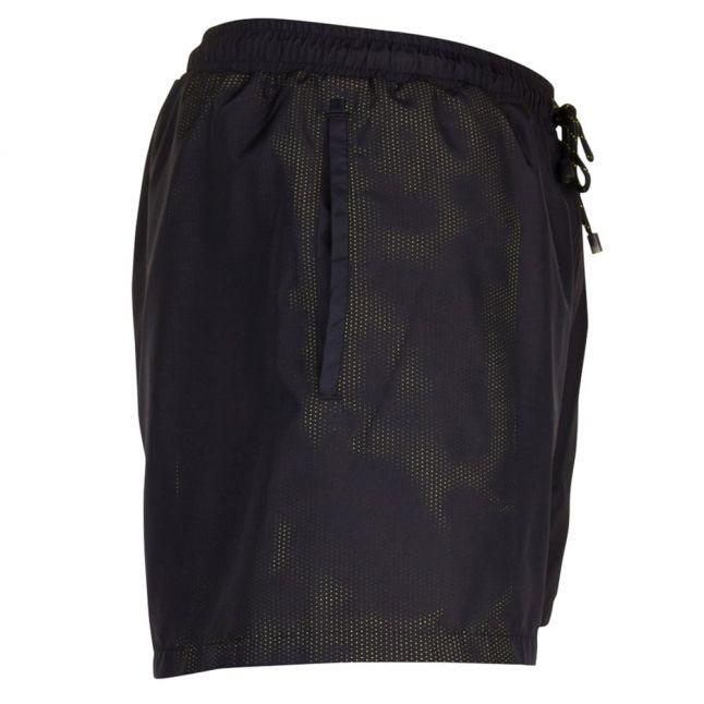 Mens Black Lizardfish Swim Shorts