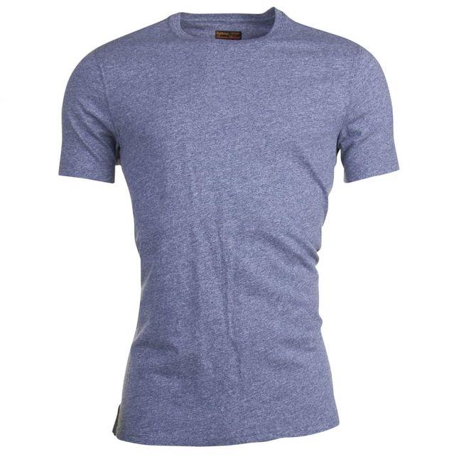 Heritage Mens Blue Capson S/s Tee Shirt