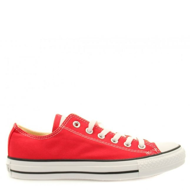 Red Chuck Taylor All Star Ox