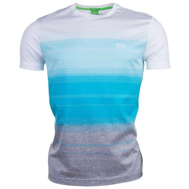 Mens Open Blue Tee 12 S/s Tee Shirt