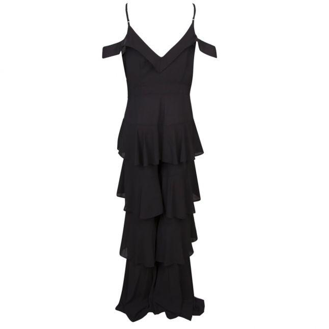 Womens Black Delilah Jumpsuit