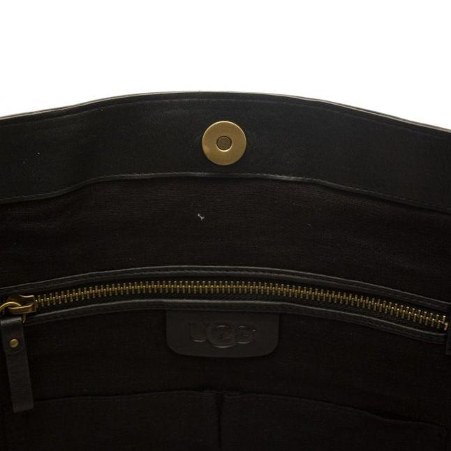 Womens Black Jenna N/s Tote Bag