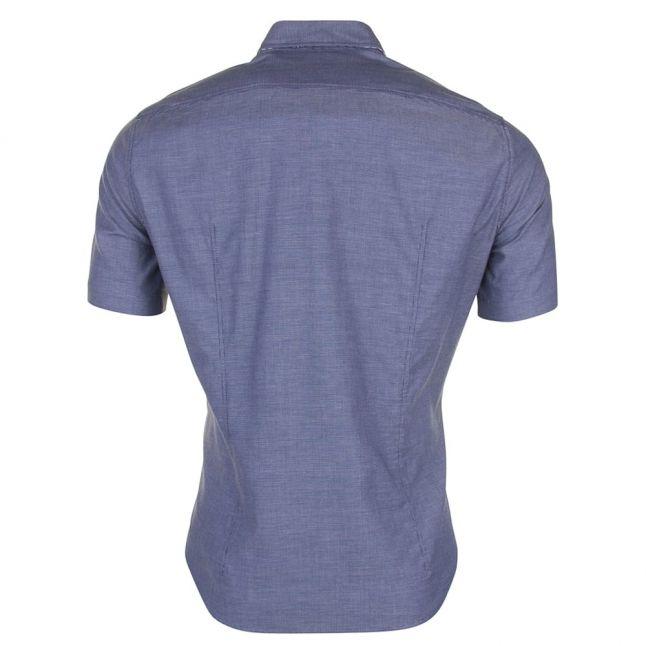 Mens Navy C-Busterino S/s Shirt