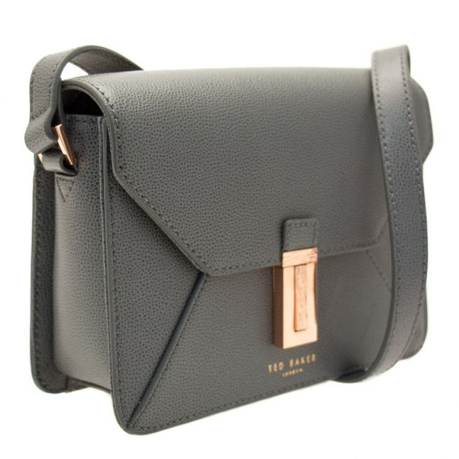 Womens Gunmetal Ellen Cross Body Bag
