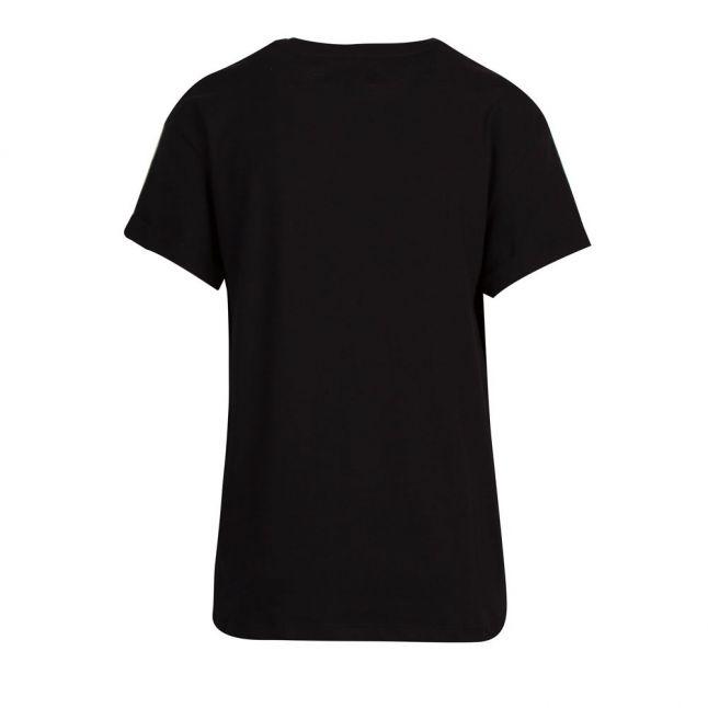Womens Black Sitka S/s T Shirt